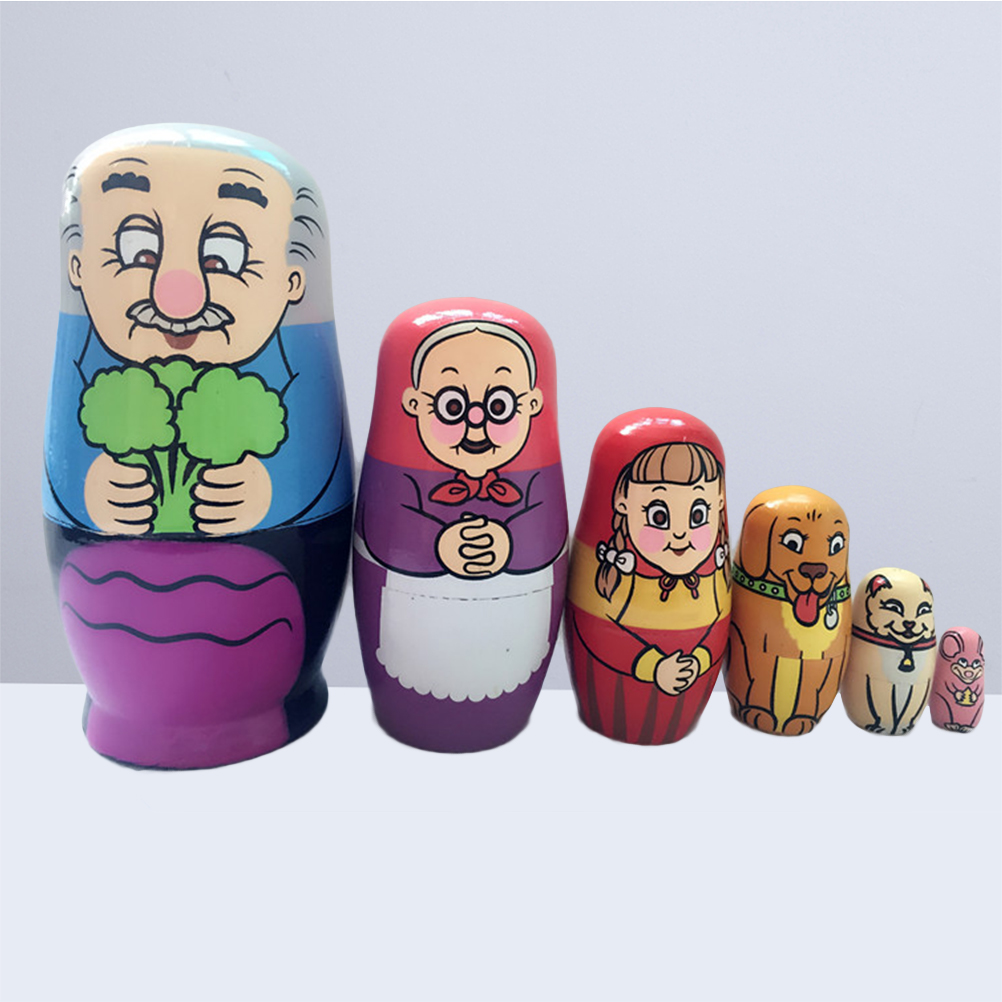 BABY TAGGIE SOFT TOY  RUSSIAN DOLLS  HANDCRAFTED