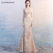 Vestidos Color Champagne Promotion Shop For Promotional