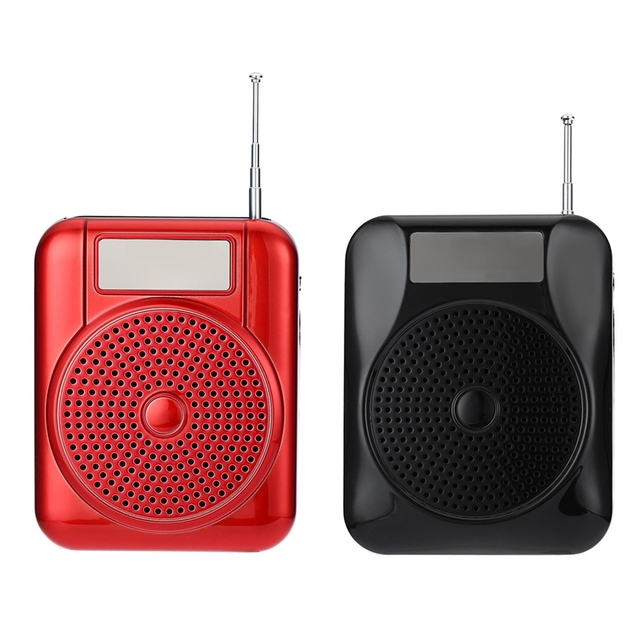 2017 Новое Прибытие LONGRUNERL L-68 Компактный Усилитель Голоса FM радио Беспроводной Динамик Плеера Поддержка Micro USB TF Карта слот