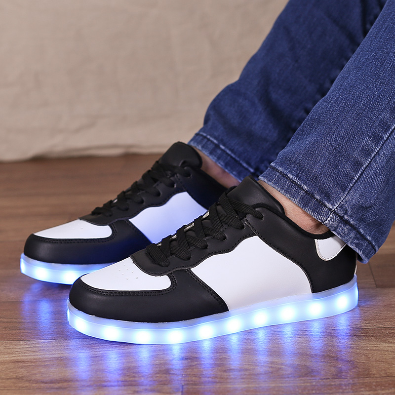 Led Sneakers Classic 2.0 10