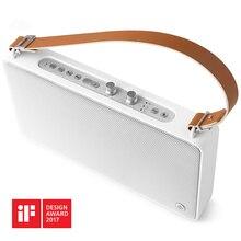 Ggmm e5 caixa de som portátil bluetooth, 20w, wi fi, portátil, altavoz, bluetooth, coluna de som ao ar livre, dlna, hifi