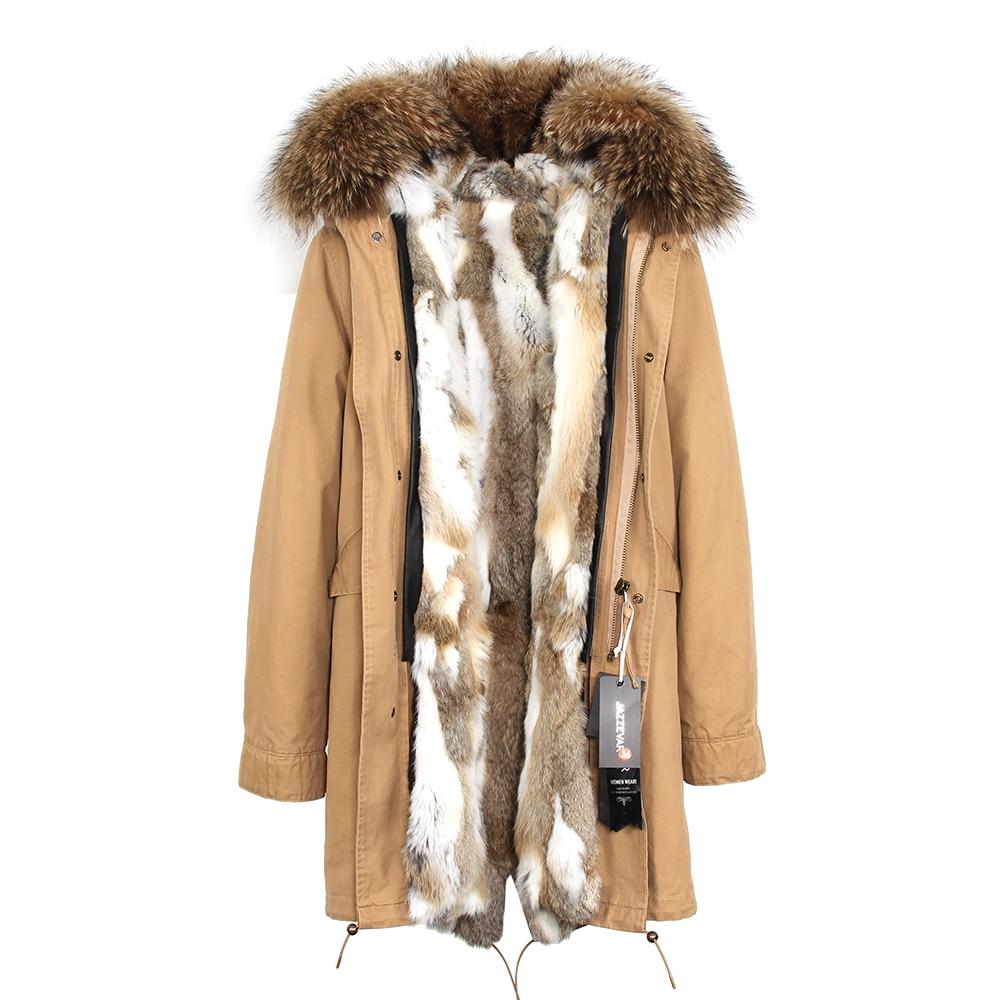 rabbit jacket hooded parkas 13