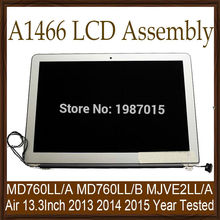 2013 2014 2015 Year Genuine A1466 13″ LCD Complete Display Screen Assembly for Apple MacBook Air 13″ MD760LL/A MJVE2LL/A Tested