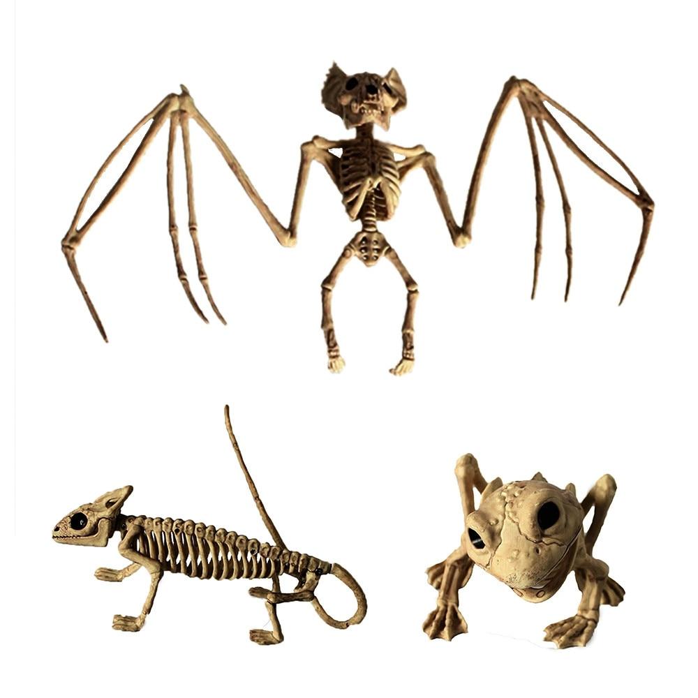 NEW Creepy Skeleton Bat Crazy Bonez Halloween Scary