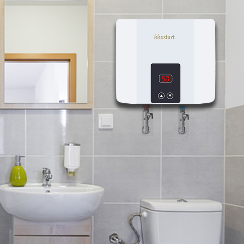 Water Heater Instant Tankless