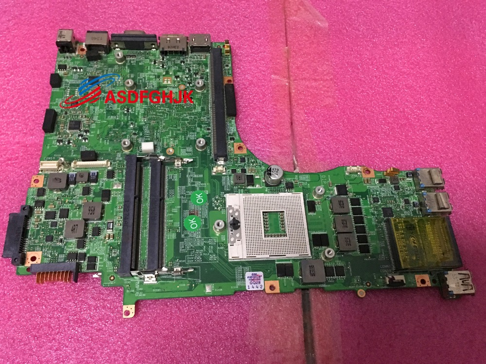 Original FOR MSI Gt60 Laptop Motherboard Ms-16f31 Ver 1.0 100% TESED OK