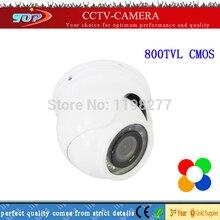 12 Pcs Led 800Tvl 1/3″ CMOS3089 mini CCTV Dome Security Camera Free Shipping