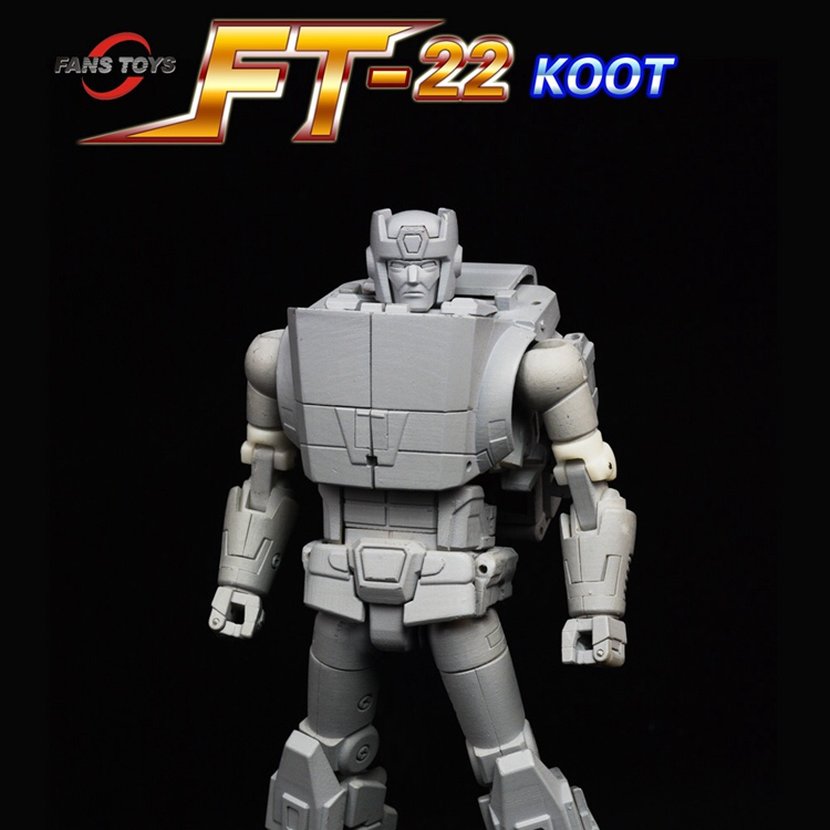 [Show.Z Store] [Pre-order] FansToys FT-22 Koot Kup Fans Toys FT22 FT 22 Cup Transformation Action Figure [show z store] [pre order] fanstoys ft 25 outrider fans toys transformation figure toy