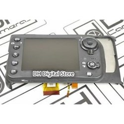 95%New original For Nikon D800 Rear Back Cover Without LCD Screen Replacement Repair Part