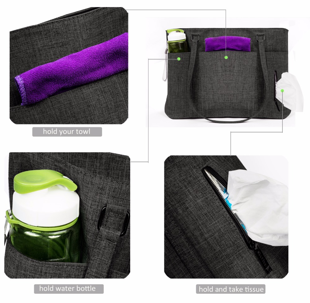 CoolBell Mummy Bag Baby Stroller Bag Light-Weight Nappy Bag With Changing Pad And Insulated Bag Multi-function Tote Bag HandBag