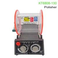 KT6808-130  polishing machine  Polisher & Finisher 220/110V Polishing Finishing Machine