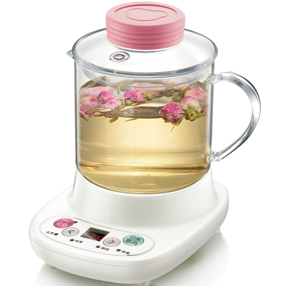 Miniature health - raising pot full automatic and thickened glass office small tea-pot/electric kettle