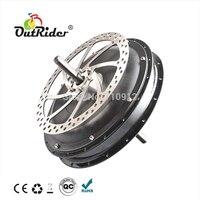 Бесплатная доставка передние дисковые тормоза Популярные щетка для нержавейки мотор эпицентра 36 V 800 W для электрический велосипед Велоспор
