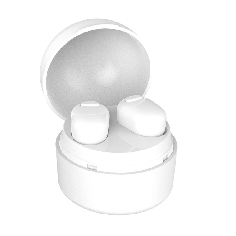 Super Cute TWS Wireless Earphone 3D Stereo Music Earbuds Bluetooth 5.0 Headphone with Charging Box