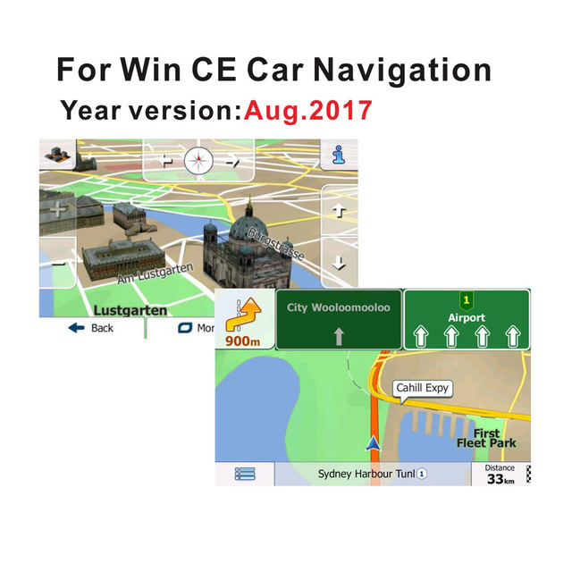 US $18.49 7% OFF|Universal 16G gps maps Micro sd card latest 2018 Map on gps maps for sd, tomtom gps sd card, gps maps screen, microsd card, gps maps software, nextar gps sd card, us maps sd card,