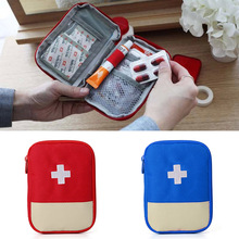 New Durable Outdoor Camping Home Survival Portable First Aid Kit Bag Case  shop BB55