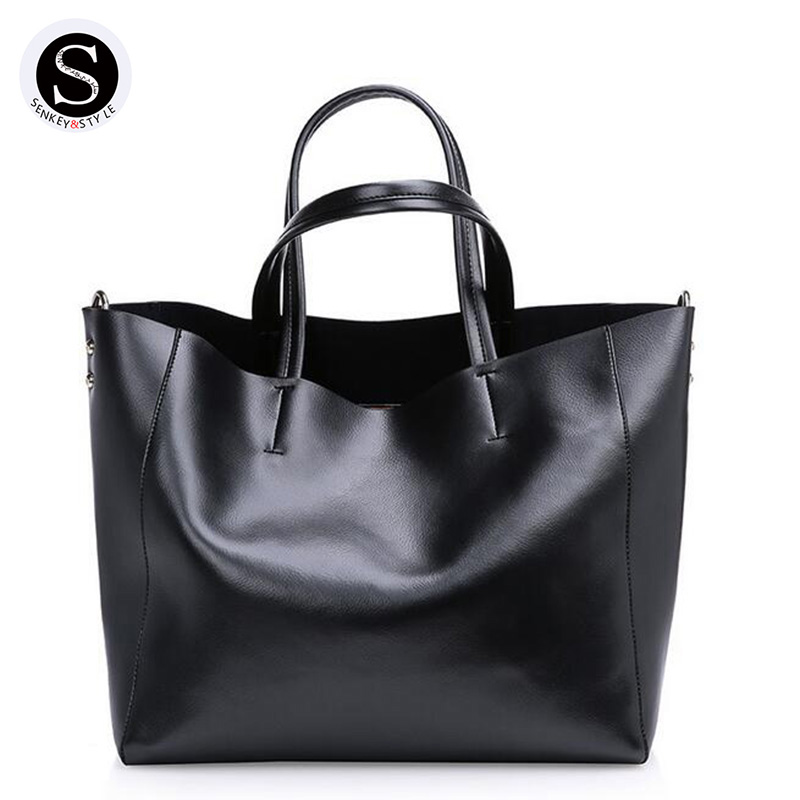 Senkey Style Genuine Leather Bags Luxury Handbags Women Bags Designer 2017 Shoulder Bags For Handbags Women