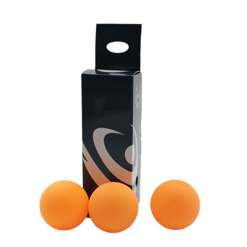 3pcs Professional Table Tennis Ping Pong Balls Racquet Sports Accessories Ball 1 Star (Celluloid) Training