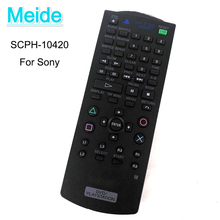 Genuine Used 95% Original Remote Control SCPH-10420 For Sony PLAYSTATION 2 PS2 DVD Controle Remoto Controller Free Shipping стоимость