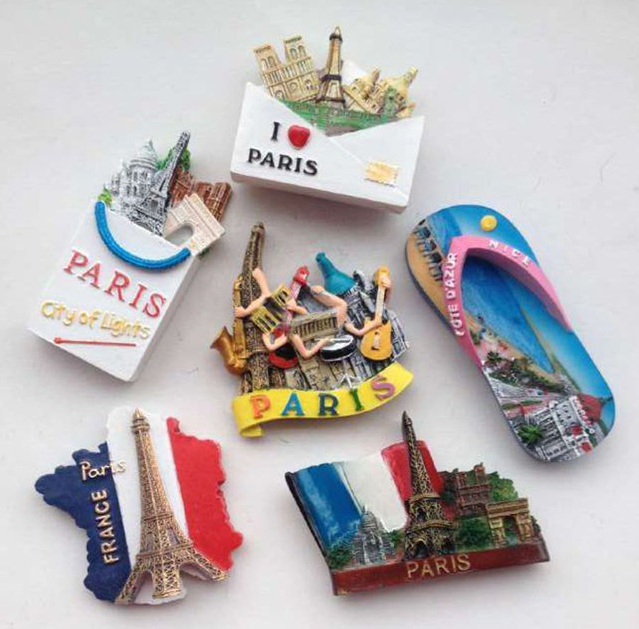 Handmade painted eiffel tower envelope resin 3d fridge magnets handmade painted eiffel tower envelope resin 3d fridge magnets france travel souvenirs refrigerator magnetic stickers in fridge magnets from home garden publicscrutiny Images