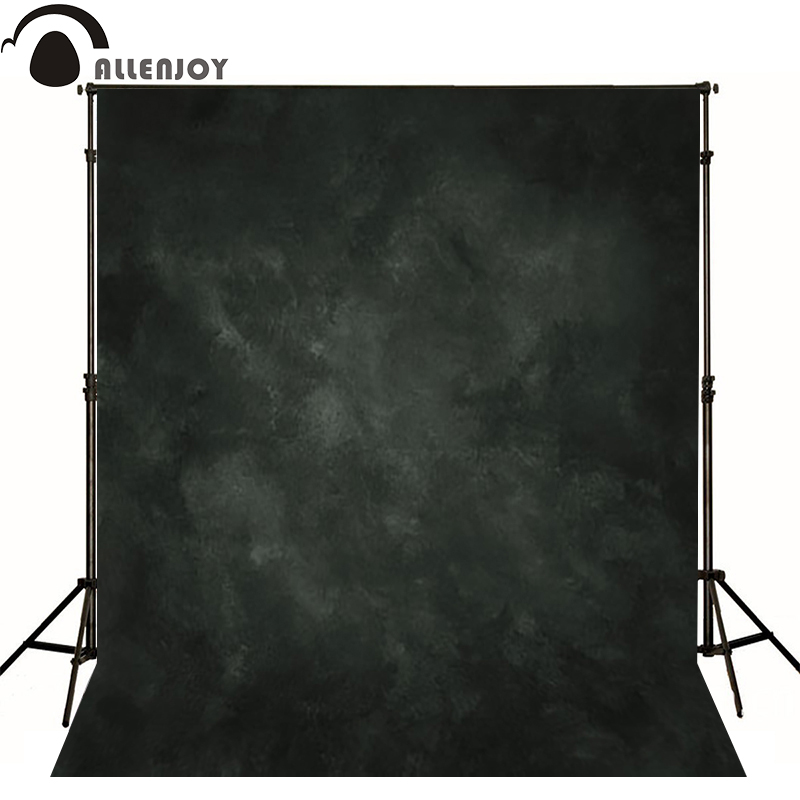 Allenjoy Thin Vinyl cloth photography Backdrop Dark Background For Studio Photo Pure Color photocall Wedding backdrop MH-100 allenjoy photography backdrops valentine s day love colourful heart wedding background for studio photo backdrop vinyl