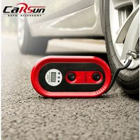 CARSUN Inflatable Pump Car Compressor 12V Air Compressor Car Tyre Inflator Digital Portable Air Compressor