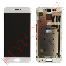 for Meizu pro6 LCD screen display With Touch Digitizer frame For Meizu pro 6 lcd in