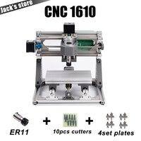 CNC 1610 500mw Laser Diy Cnc Engraving Machine Mini Pcb Milling Machine Wood Carving Machine Cnc