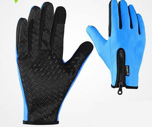 Sport Gloves Omega Price: Best Price Winter Gloves Fleece Thermal Warm Bike Sport