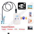 9mm Dia USB WiFi Endoscope 1/2/3.5/5M cable mini Camera 30M WiFi distance IP66 Waterproof  iOS Android iPhone PC security camera