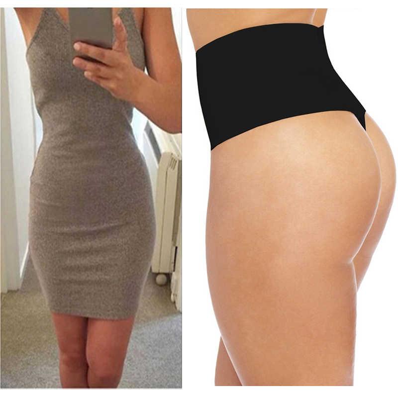 Women Waist trainer Hips Lift Up Tummy Control Body Shaper Slimming Tummy Briefs Underwear Waist control Panties Shapewear