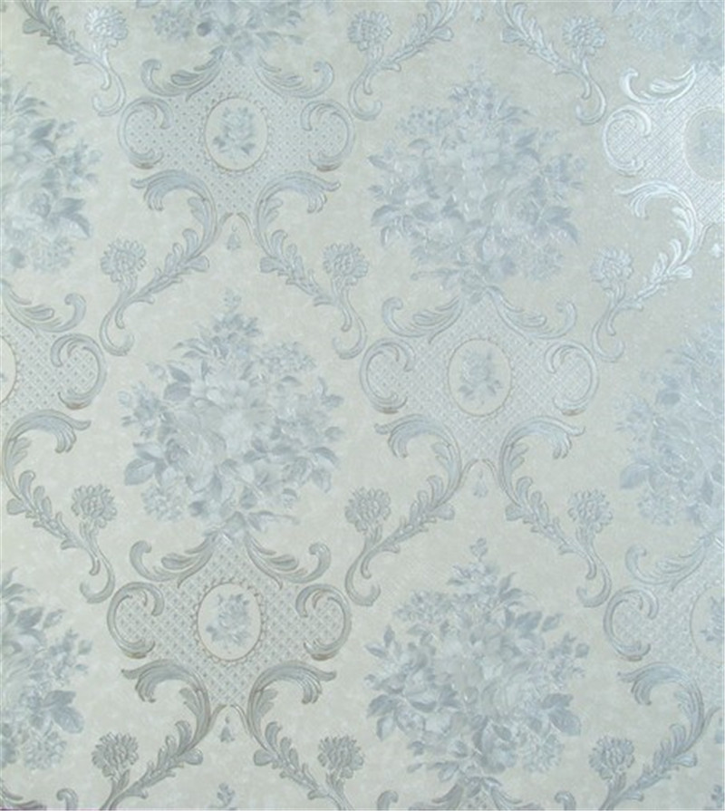 Navy blue and gold damask wallpaper for Navy blue wallpaper for walls