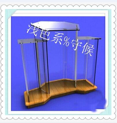 Hot selling/Acrylic Lectern, Acrylic Rostrum, Acrylic DaisHot selling/Acrylic Lectern, Acrylic Rostrum, Acrylic Dais