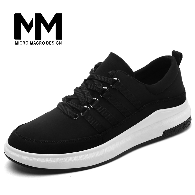 MICRO. MACRO Men Casual Shoe 2017 Spring New Design Light weight Breathable Comfortable Lycra shoe Flats men shoe XD-13 micro micro 2017 men casual shoes comfortable spring fashion breathable white shoes swallow pattern microfiber shoe yj a081