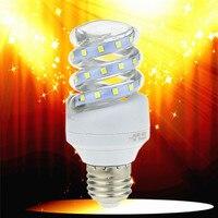 10X Led Corn Bulb Spiral E27 5 7 9 12 16 24 30W Energy Saving Bulb