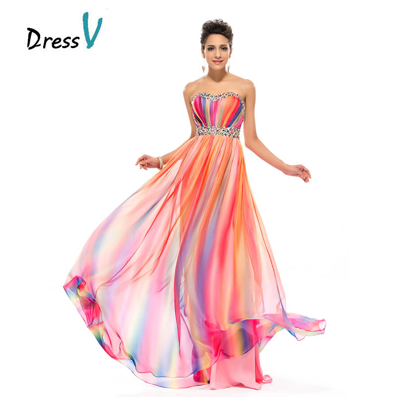 Online Get Cheap Rainbow Prom Dresses -Aliexpress.com | Alibaba Group