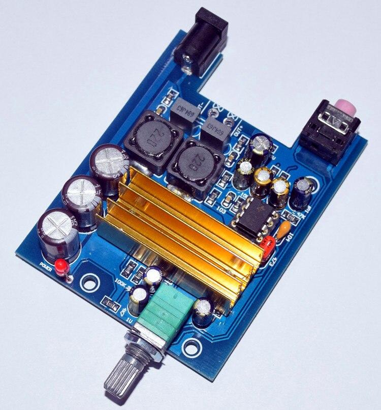 Assemble TPA3116 font b Subwoofer b font font b Amplifier b font Board 100W 4 ohm