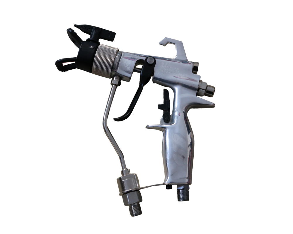 New paint sprayer parts High Pressure No Gas Airless Paint Spray Gun Sprayer Spraying Machine with 517 tips стоимость