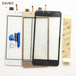 ESUWO Touch Screen Digitizer For Cubot Rainbow 2 Panel Front Glass Touchscreen Sensor Replacement + Tools