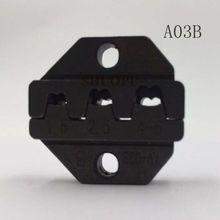 A03B штампы наборы для HS-03B FSE-03B AM-10 обжимной Пилер обжимной станок один комплект
