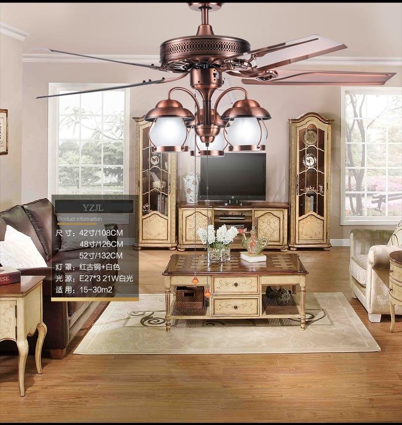 popular rustic ceiling fans-buy cheap rustic ceiling fans lots