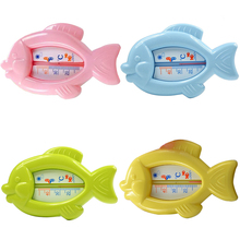 High Quality Baby Floating Fish Water Thermometer