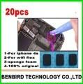 Для iPhone 4S 4Gs беспроводной wi-fi антенны сигнала шлейф противоударно губка пена подушка pad YL1197