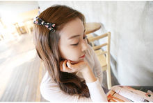 Thicken 4.5cm/6cm/8cm Single Prong Metal Alligator Hair Clips Gold Hairpins Korker Bow DIY Accessories #T08(China)