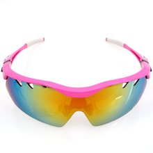 Hot! Polarized Cycling Sun Women Glasses Outdoor Sports Bicycle Glasses Bike Sunglasses TR90 Goggles Eyewear 5 Colors Free Shipp