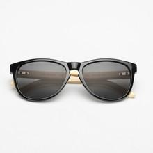 2017 Sunglasses Women Trendy Women Mens UV400 Protection Mirror Sunglasses Bamboo Legs Eyewear Glasses