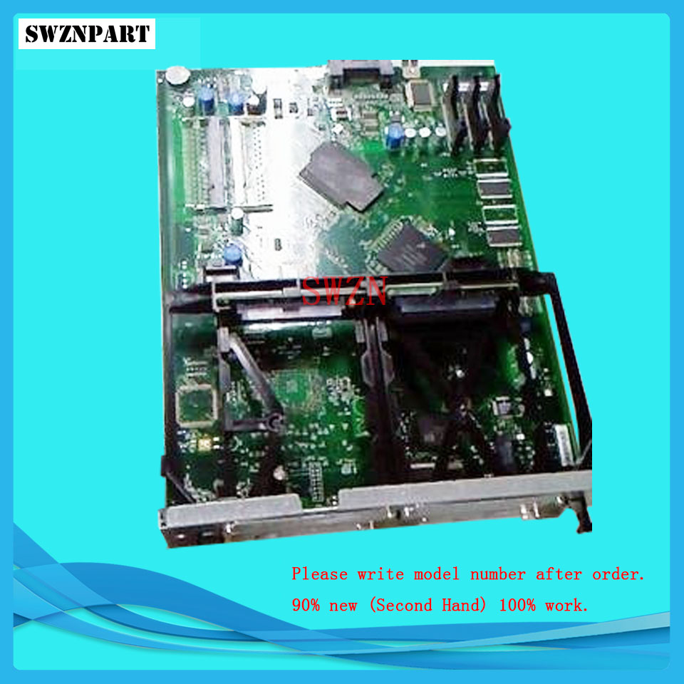 FORMATTER PCA ASSY Formatter Board logic Main Board MainBoard mother board for HP CM4730 CM4730F CM4730FM CM4730FSK 4730 replacement spare parts beater blades