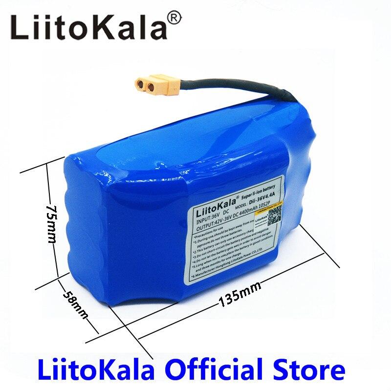 4400 mah células de iões de lítio