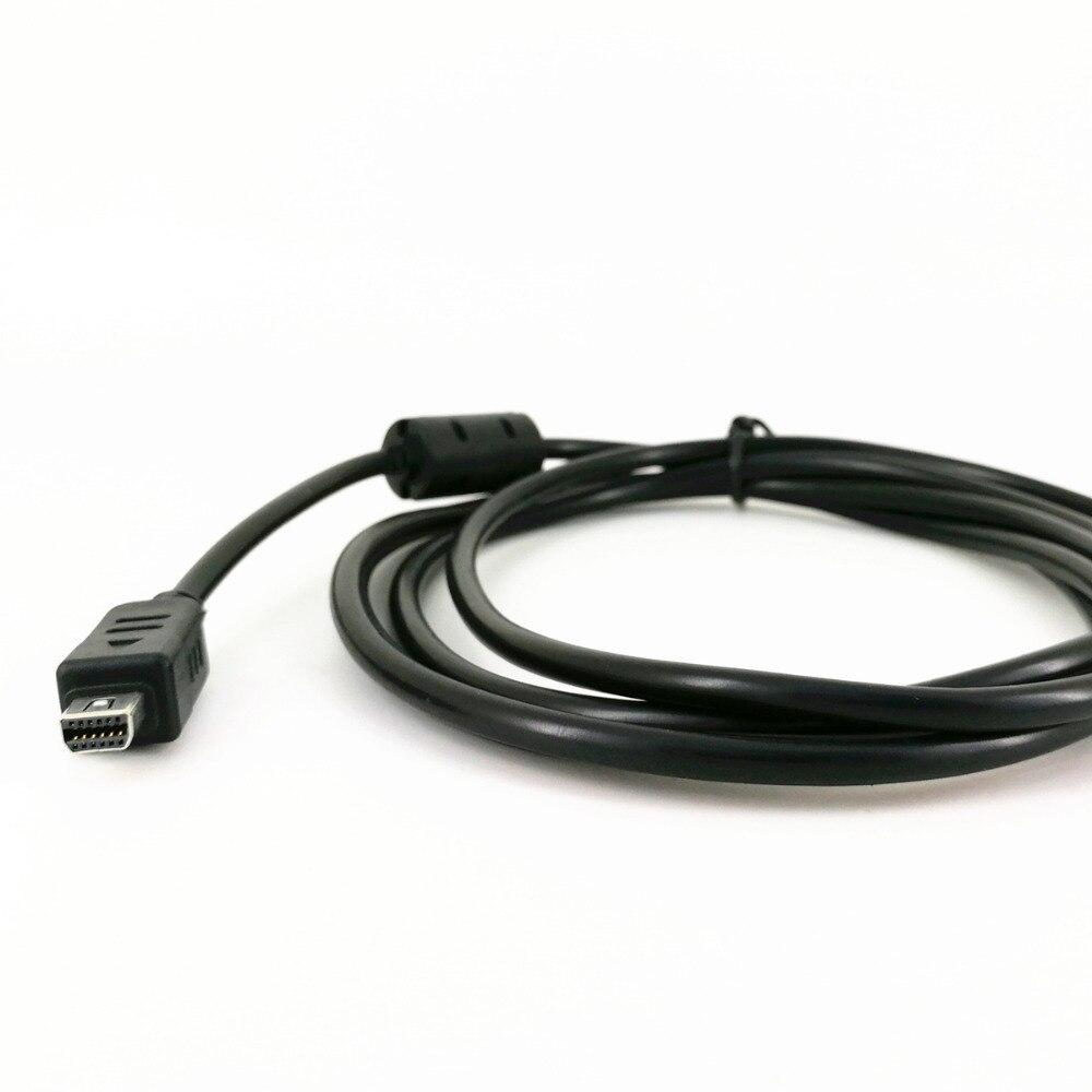 CB-USB5 CB-USB6 12Pin Máy Ảnh Dây USB Data Cable cho Olympus SZ-SZ-SZ-14 SZ-SZ-31MR OM-D E-M5 TG-Tough 3000 máy ảnh