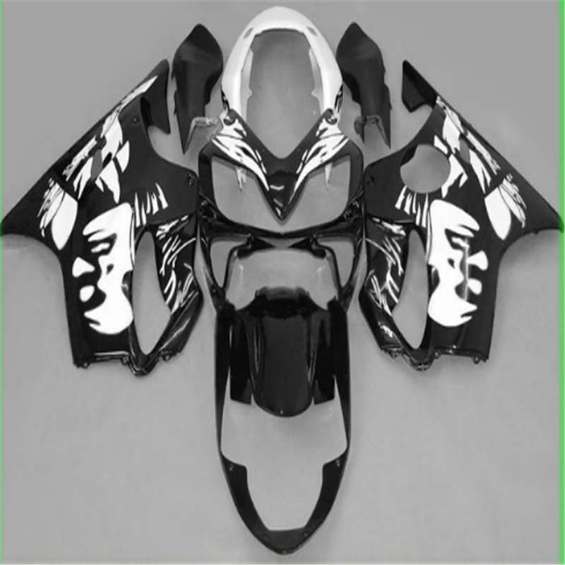 Nn all For CBR 600RR 600 RR 03 04 black white NEW CBR600 RR F5 CBR600RR 2003 2004 03 04 Fairing